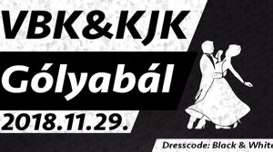 BME VBK-KJK Gólyabál 2018
