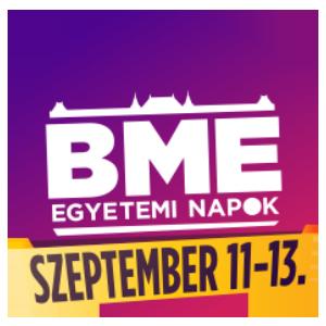 BME Egyetemi Napok 2018