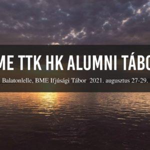TTK Alumni Tábor 2021